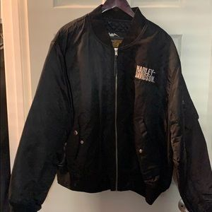 Men's Harley Davidson Brand Jacket